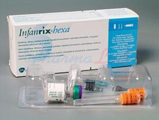 Инфанрикс Гекса (Infanrix Hexa)
